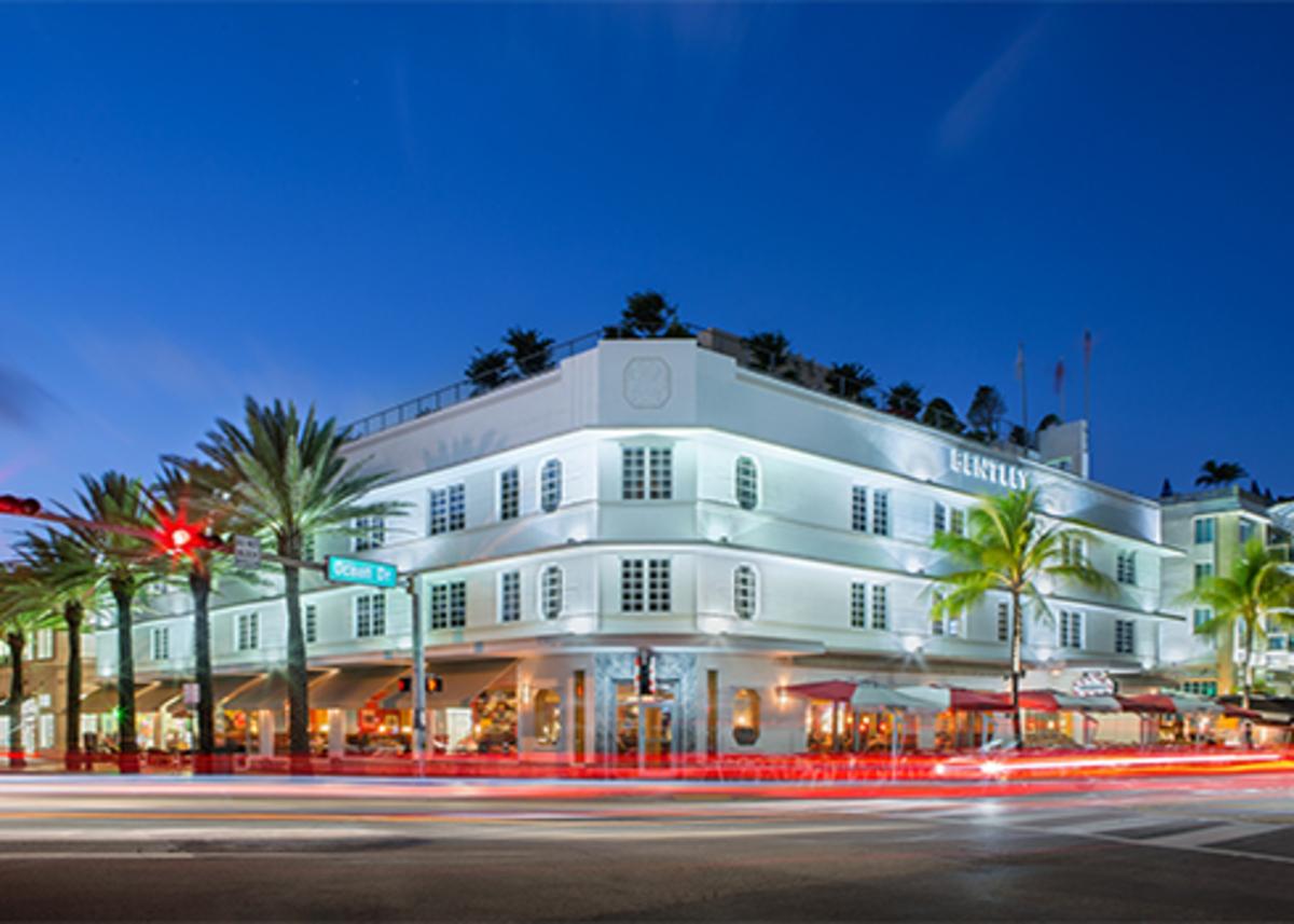 boutique hotels on miami beach | bentley hotel miami beach