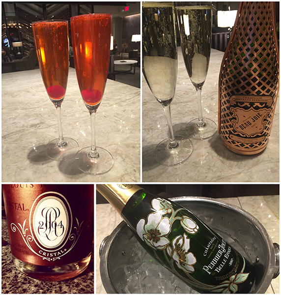 A New Year's Eve Champagne Countdown