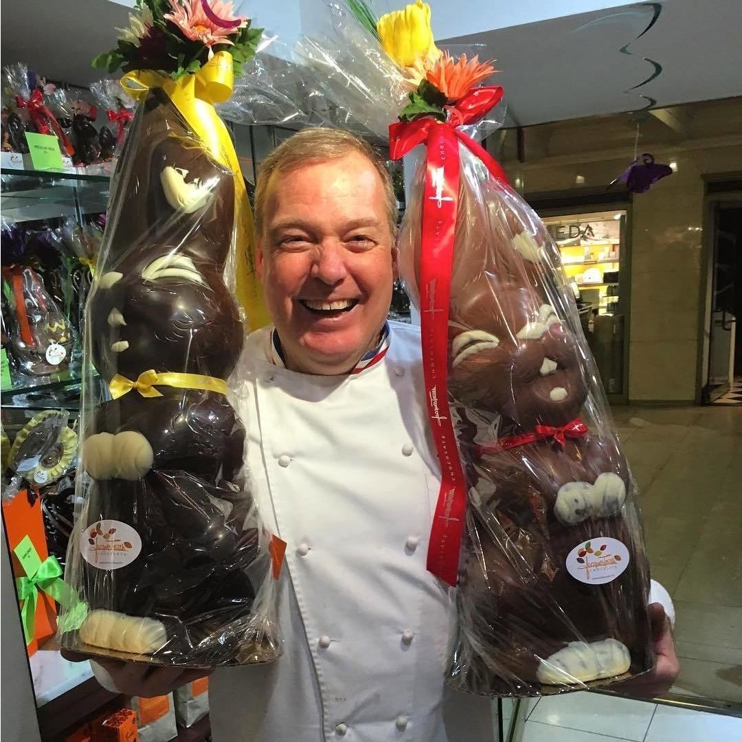 An Interview with Jacques Torres: King of the Chocolate Easter Bunny