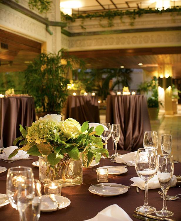 Weddings In Coconut Grove, Miami, Florida