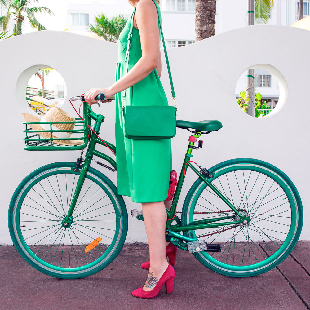 What to Pack on a Bike Day in SoBe
