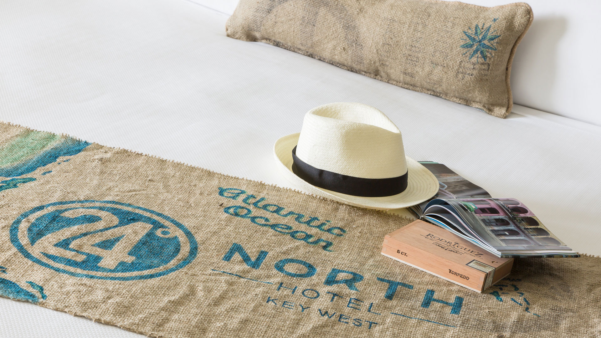 24 Reasons to stay at 24 North Hotel