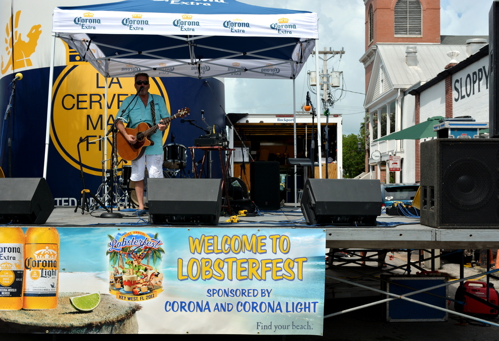'Tis the Season: Key West Lobsterfest
