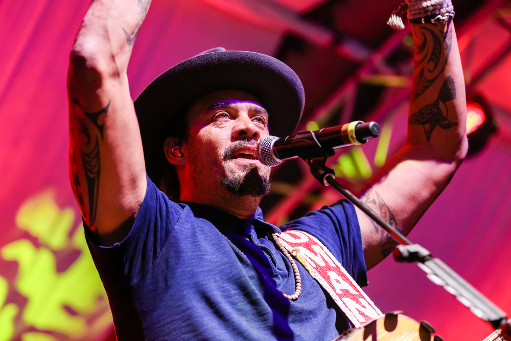 The Sunset Green Welcomes Michael Franti & Spearhead