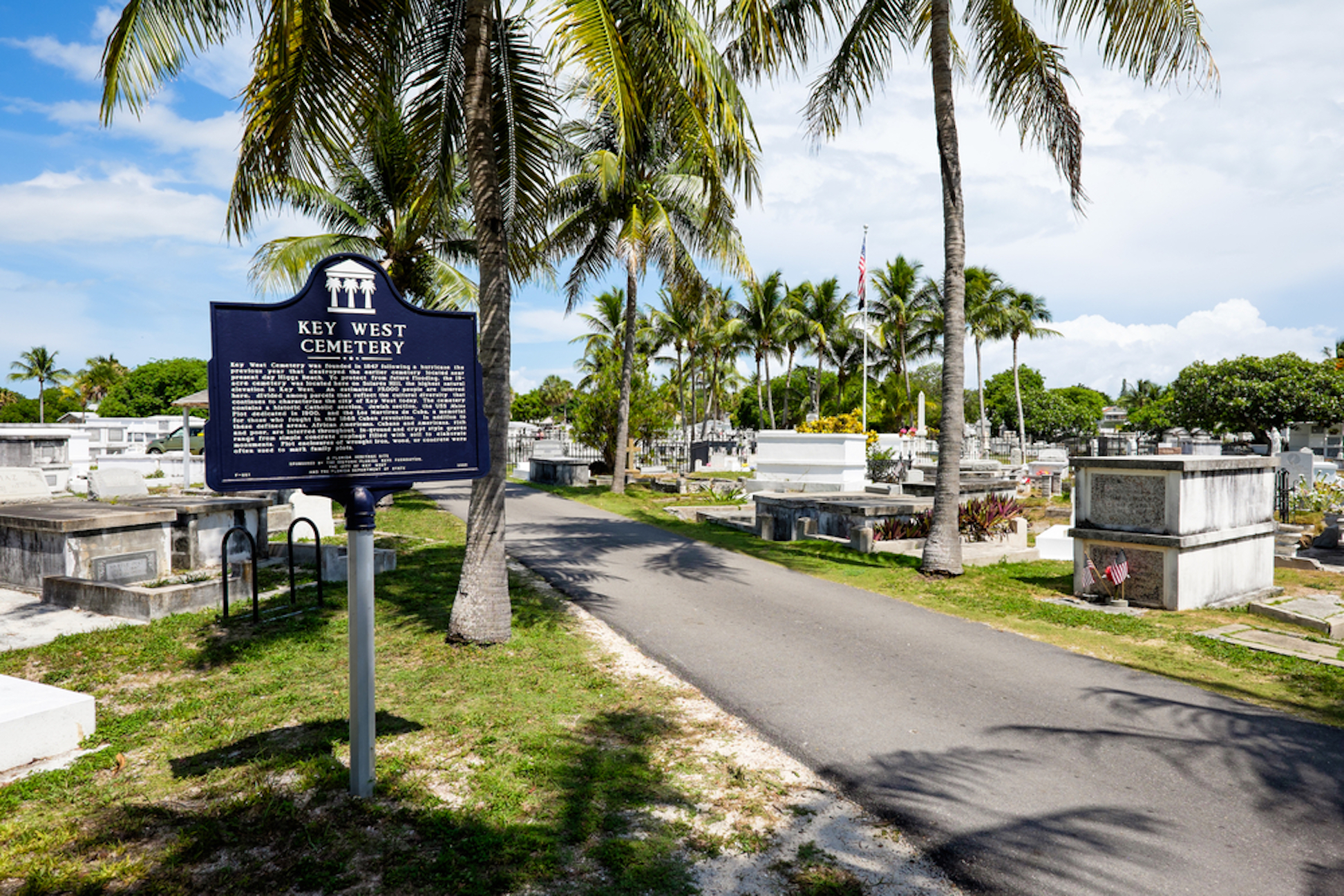 Plan a Visit to the Key West Cemetery