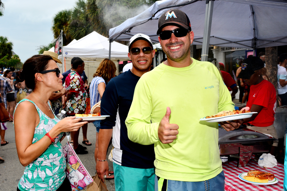 What to Eat at this Year's Florida Keys Seafood Fest