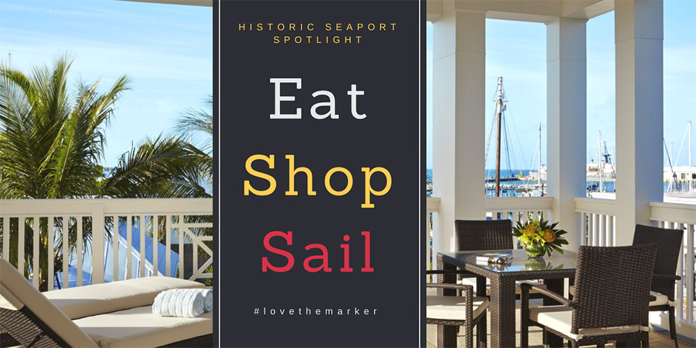Seaport Spotlight: Eat, Shop & Sail