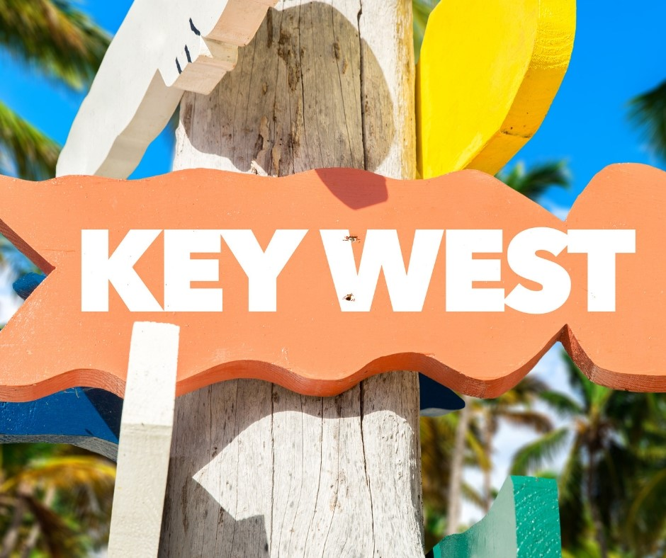 How to get to Key West #lovethemarker