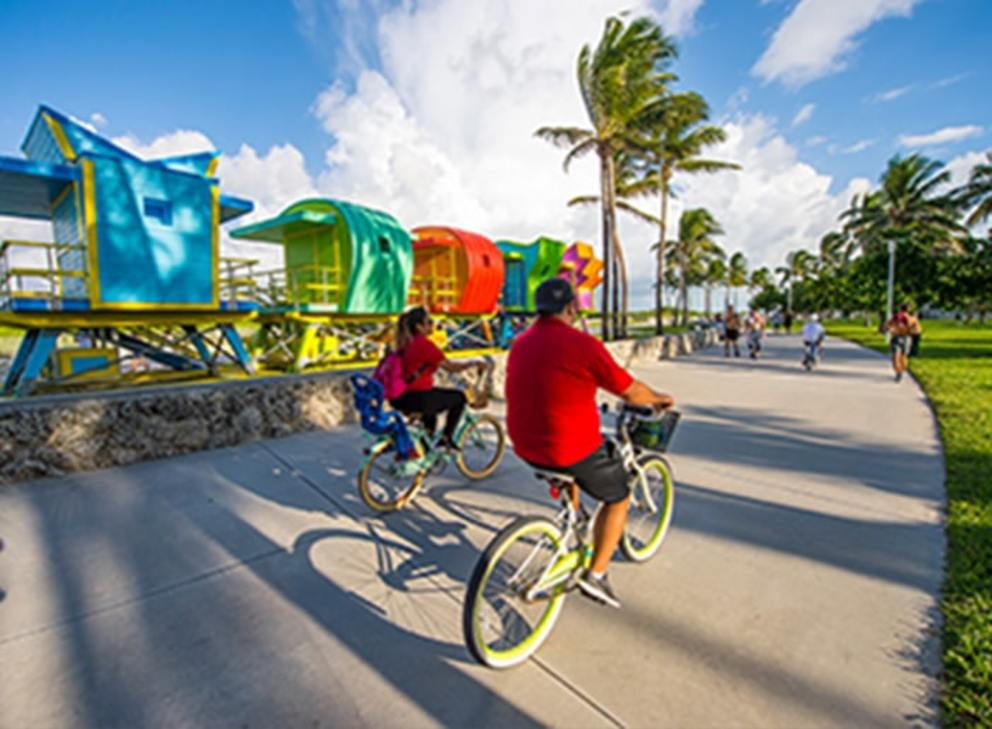 lummus-park-south-beach-cycling