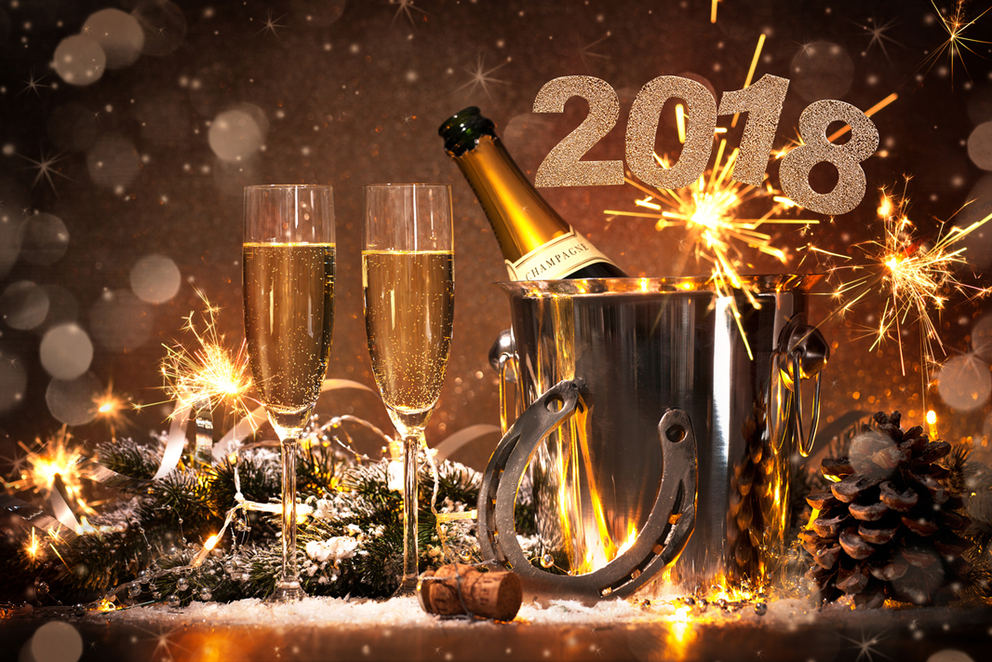 Ring in the New Year at the Allegria Hotel