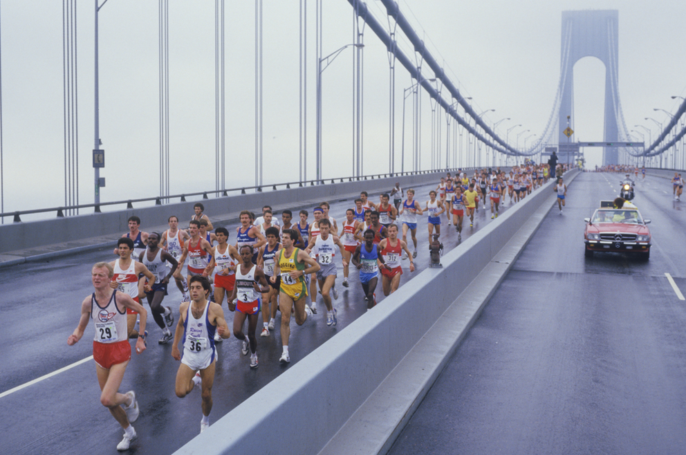 Where to See the New York City Marathon