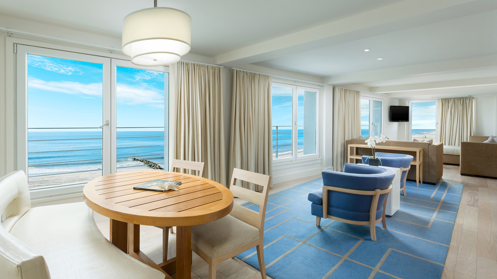 SUNSET OCEAN FRONT KING SUITE