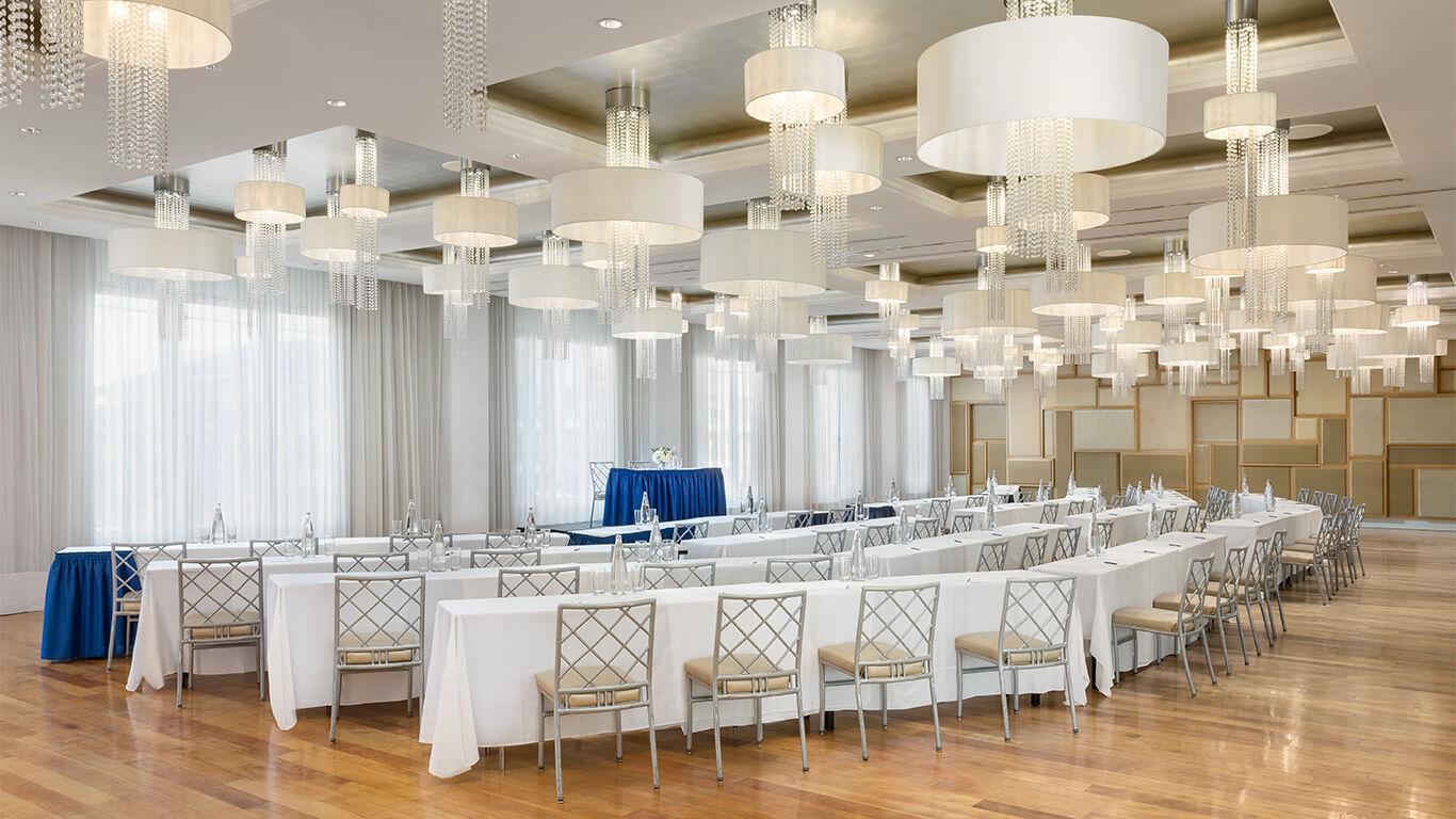Allegria Ballroom Clroom
