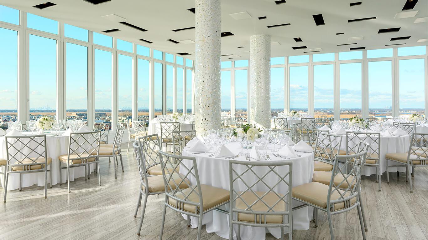Long island wedding venues allegria hotel new york for Beach weddings in ny