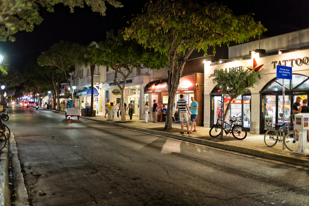 6 Best Late Night Bites in Key West