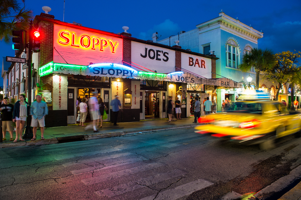 Best Bars on Duval Street