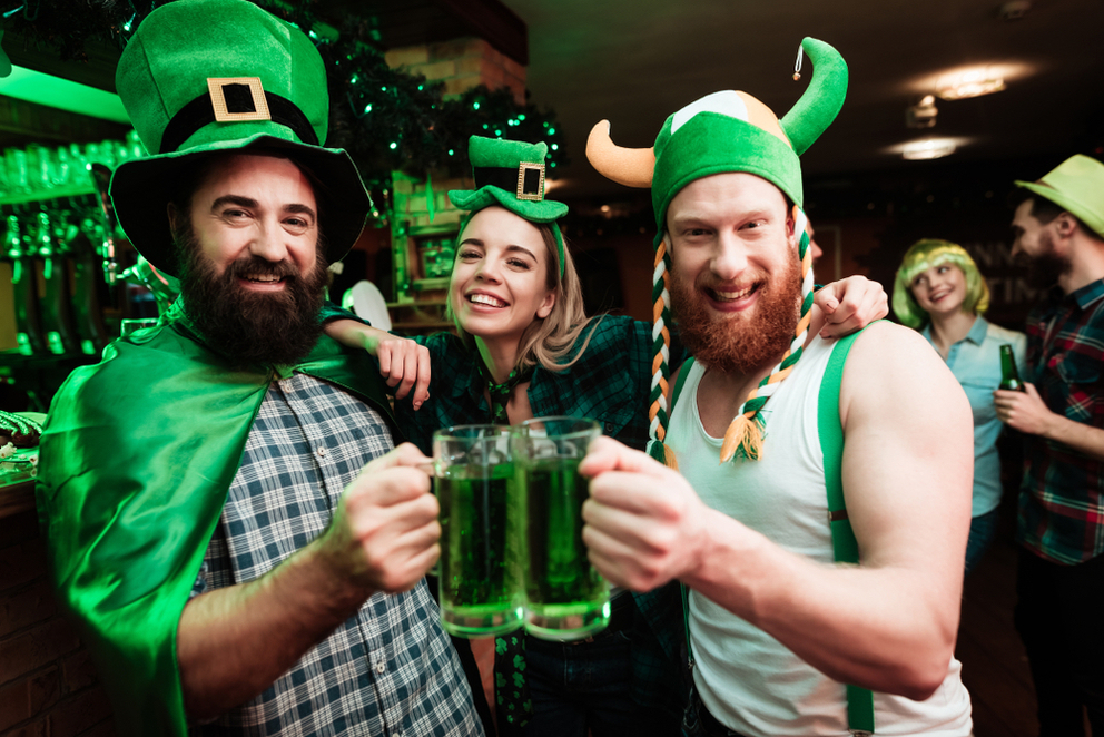 Celebrate St. Patrick's Day in Key West