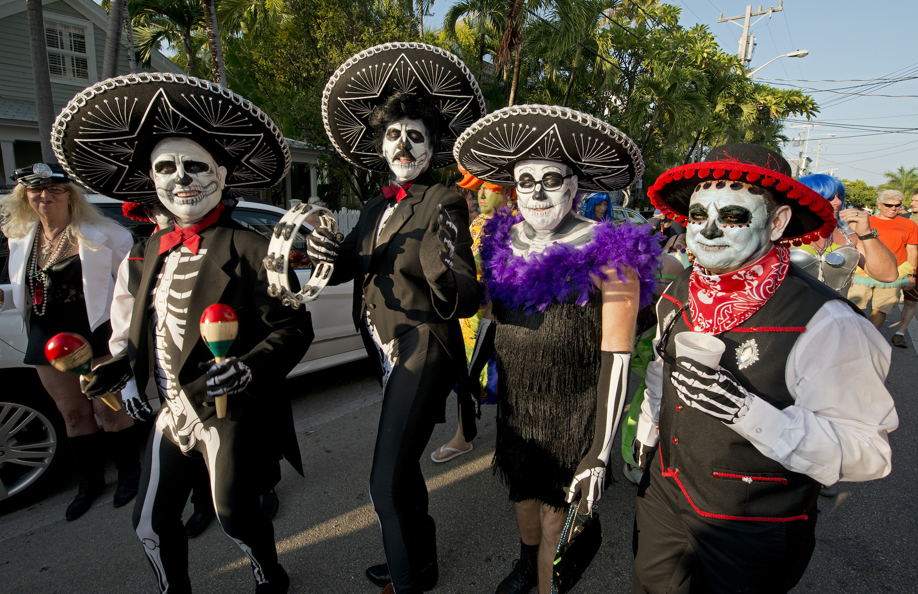 How to Celebrate Halloween in Key West