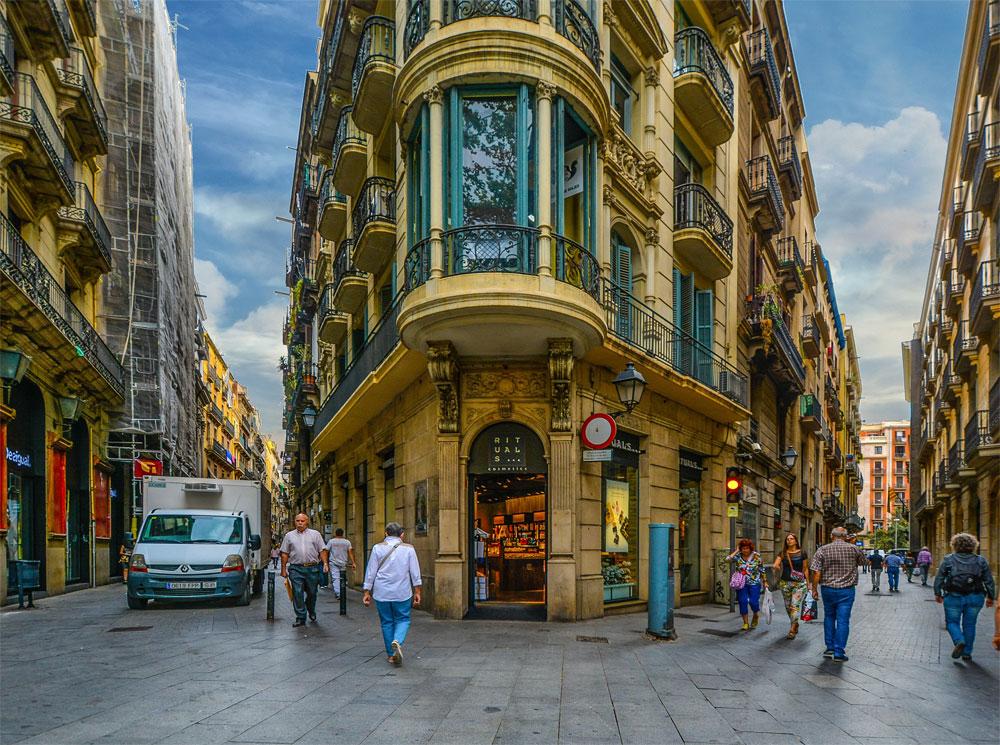 Gates Diagonal Barcelona