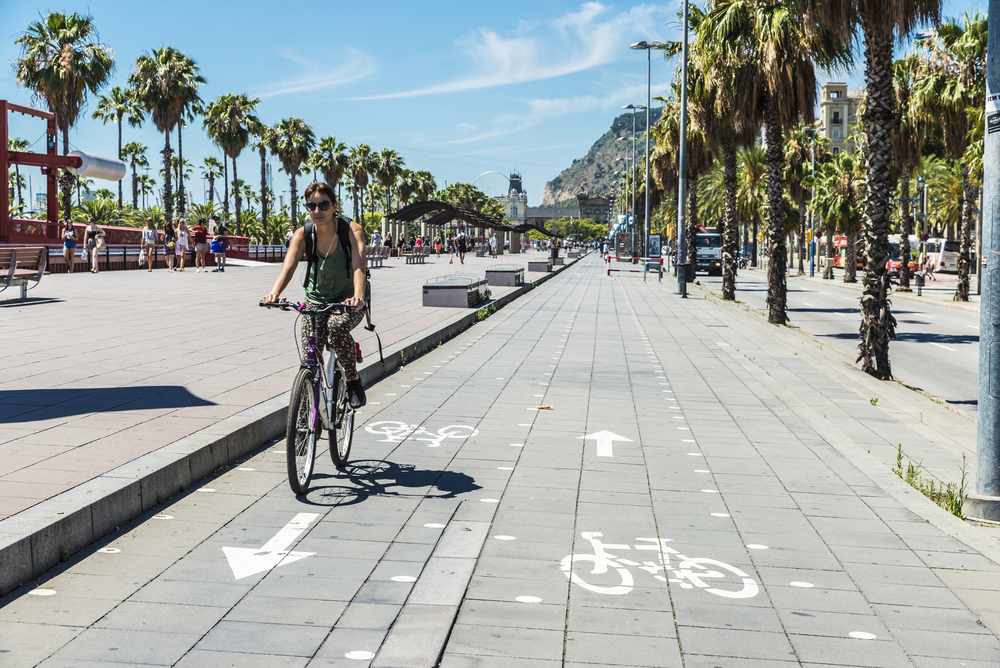 Pedal Around Barcelona With Our Martone Bikes