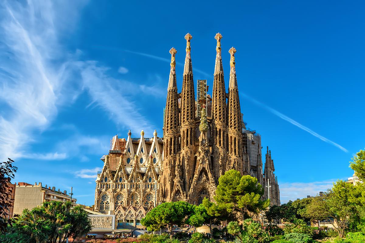 The Sagrada Famíla - Barcelona's Most Visited Landmark