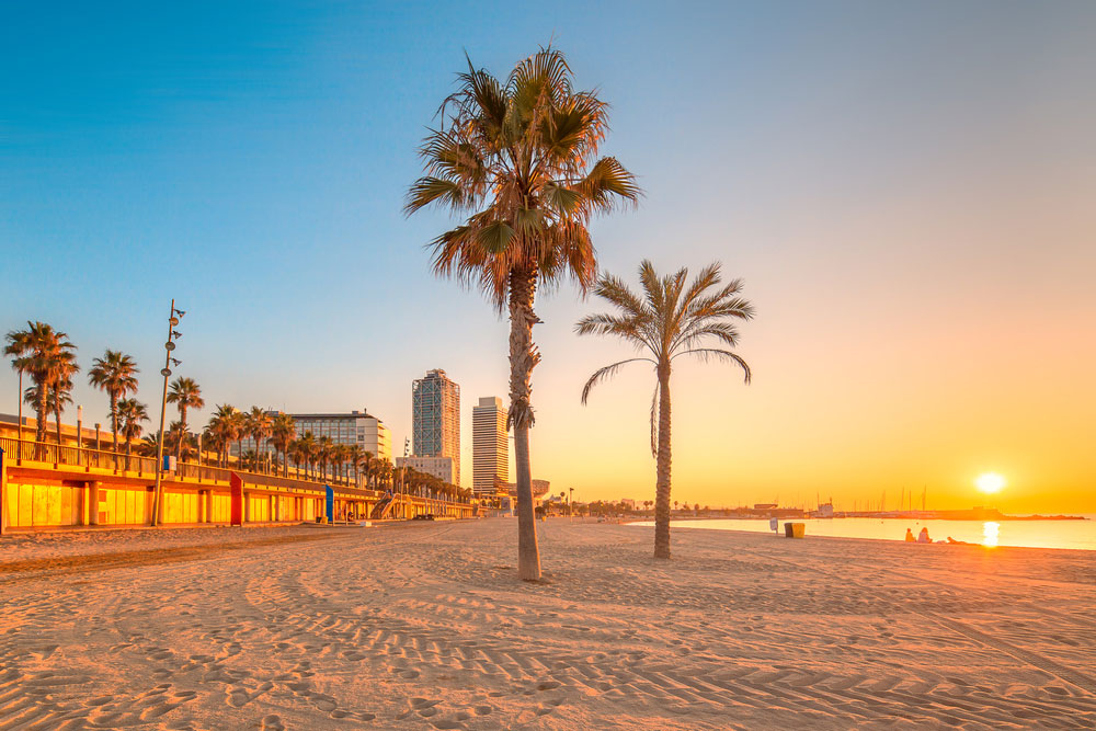 5 datos sorprendentes sobre Barcelona