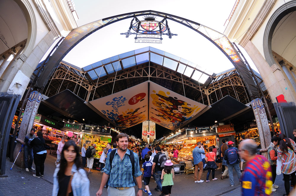 Barcelona's 5 Best Marketplaces to Shop and Eat
