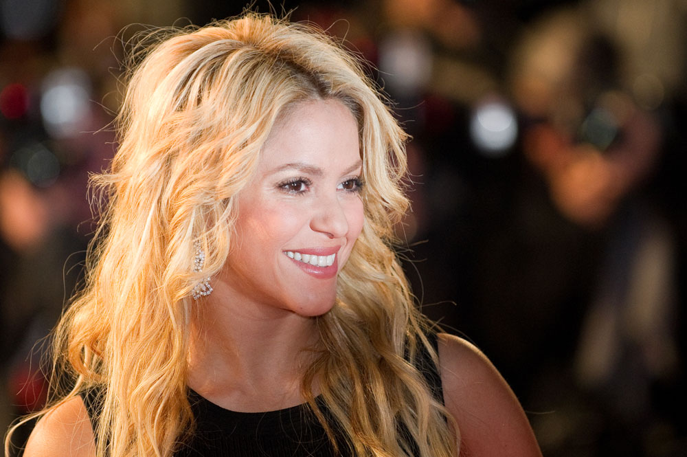 Shakira El Dorado Tour November 25th And 26th At Palau Sant Jordi
