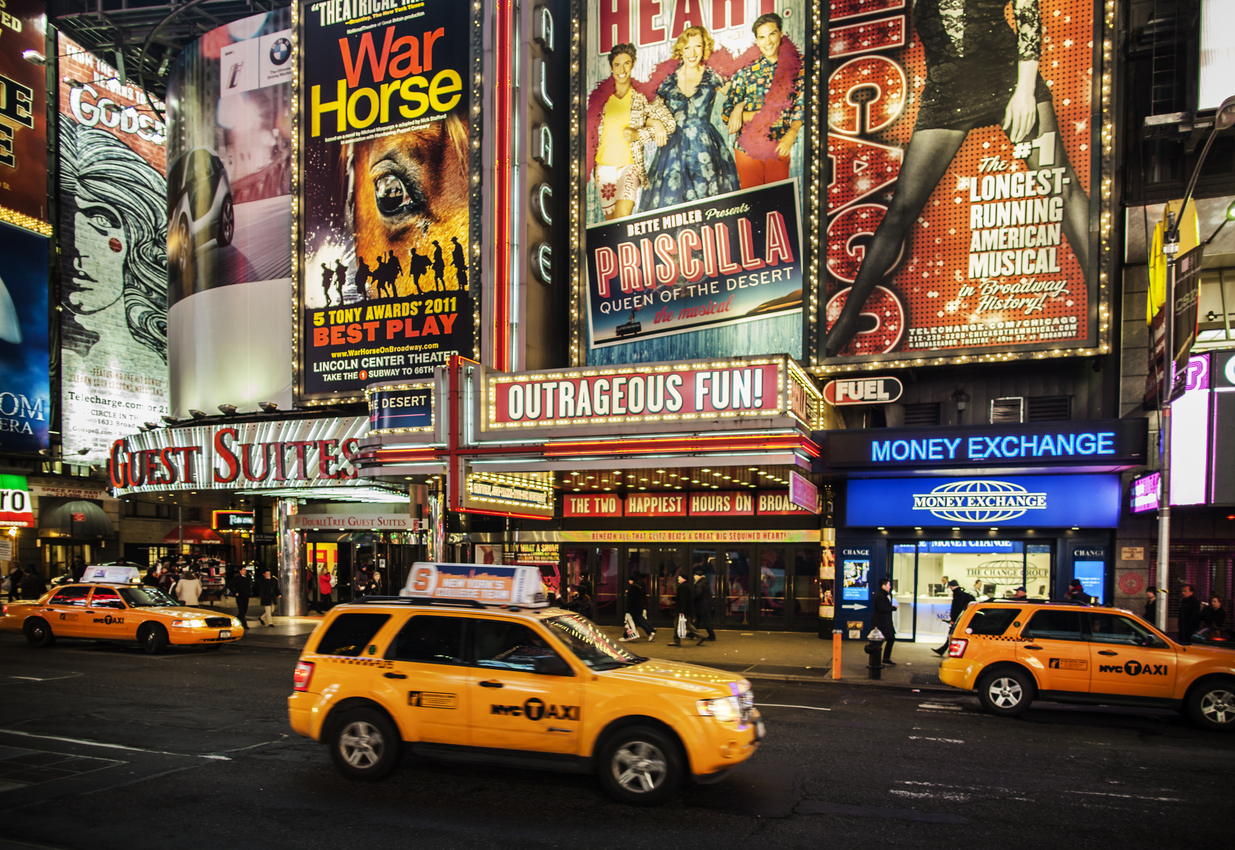 Welcome the New Year with Broadway Deals