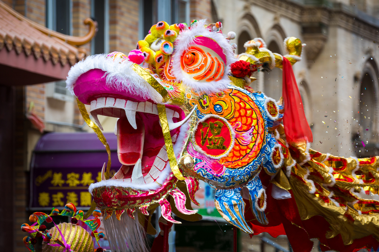 Discover Chinatown This Year of the Dog