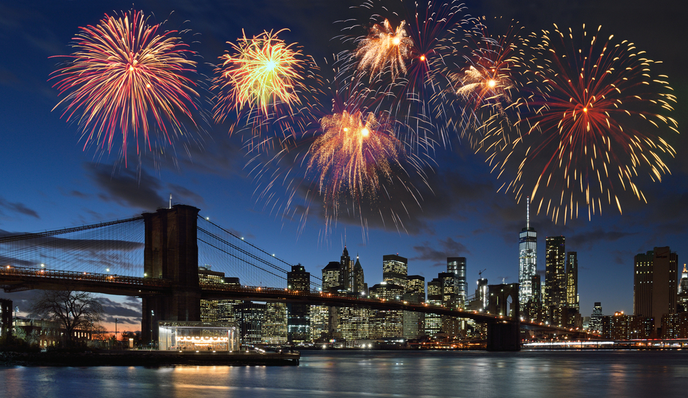 What to Do in New York City on Independence Day