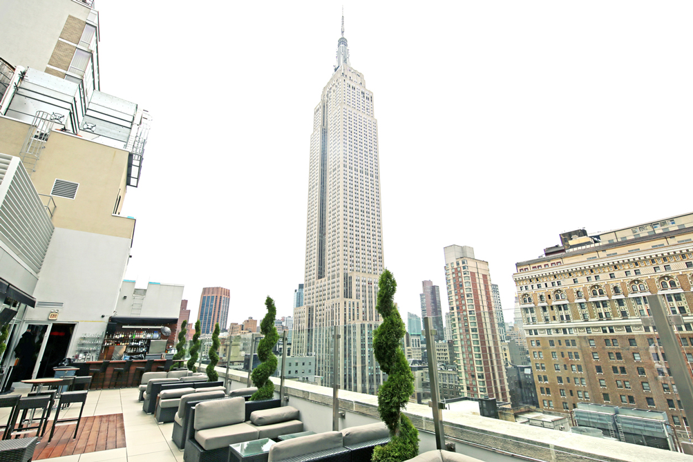 The Best Rooftop Bars and Terraces with a View in NYC