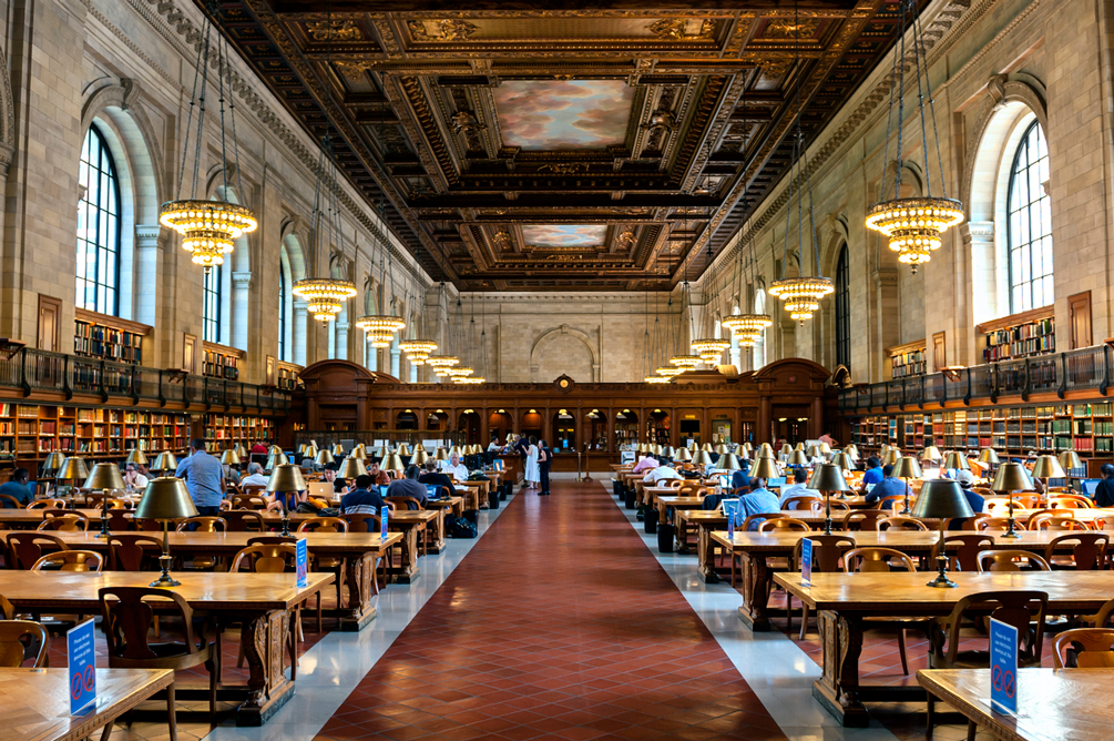 Top NYC Sights for Bookworms