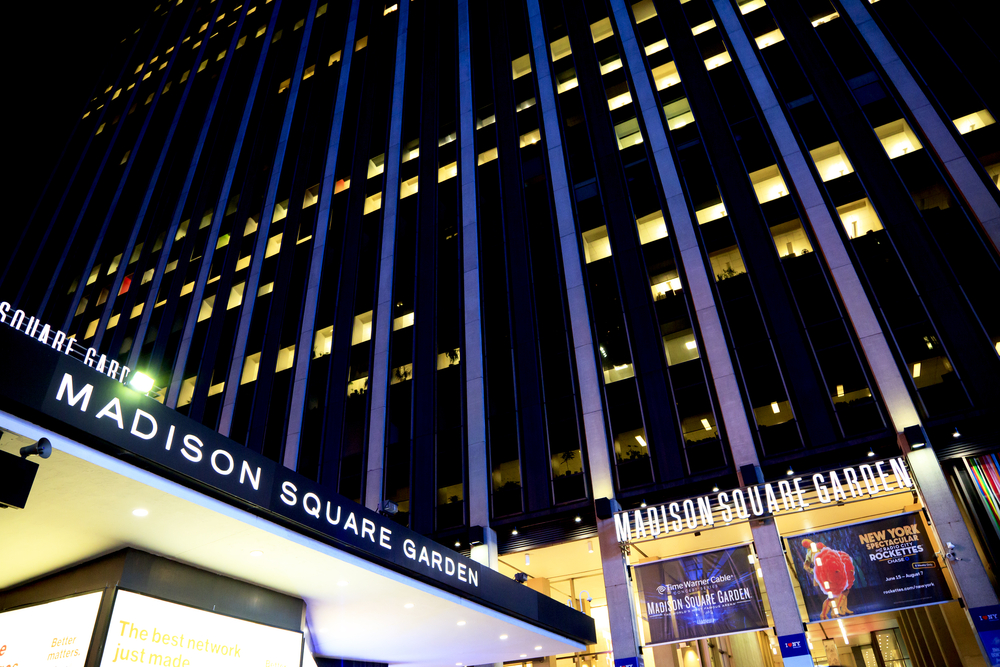 The Manhattan at Times Square Guide to Sports Venues in New York