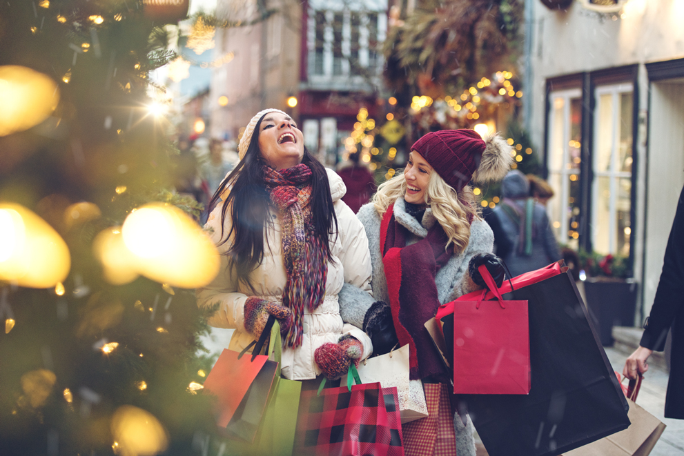 Favorite Shops to Visit this Holiday Season