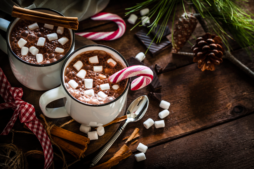 Best Seasonal Drinks to Try this Winter