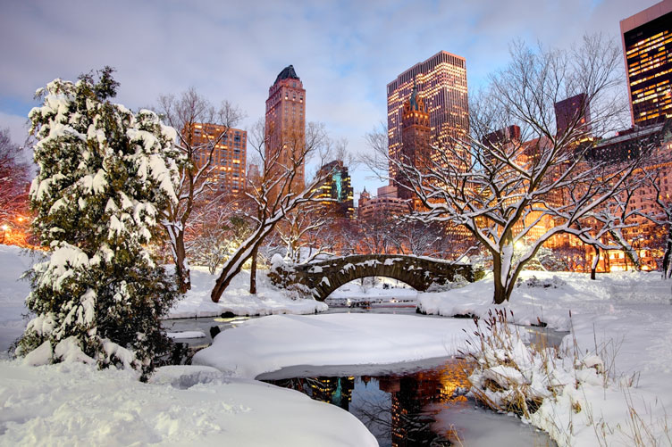 Best Places to Photograph NYC in the Snow