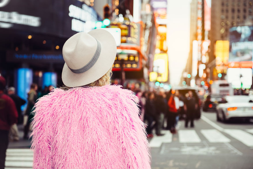 Most Popular Clothing Stores in Times Square