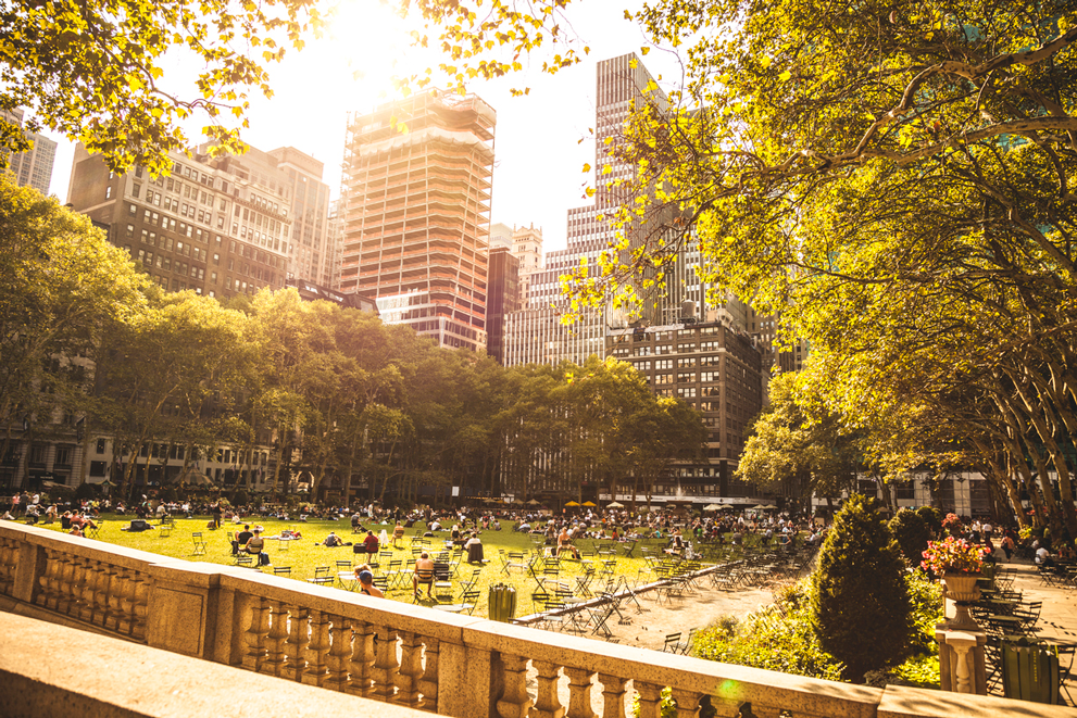Our Favorite Parks in NYC for Summer