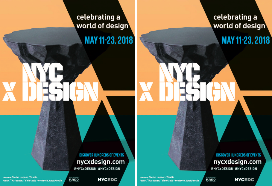 Must-See Events at NYCxDESIGN