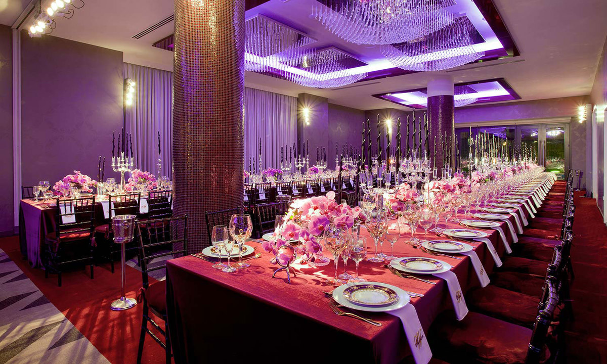 Host Your Special Event in the Royalton Park Ave Ballroom