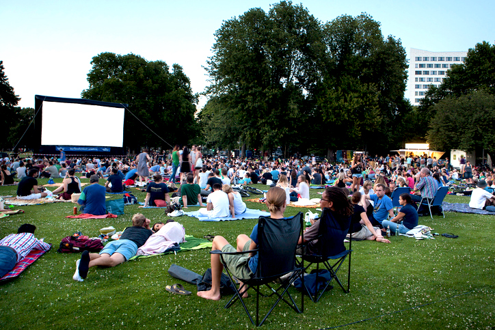 NYC Outdoor Summer Movie Screenings