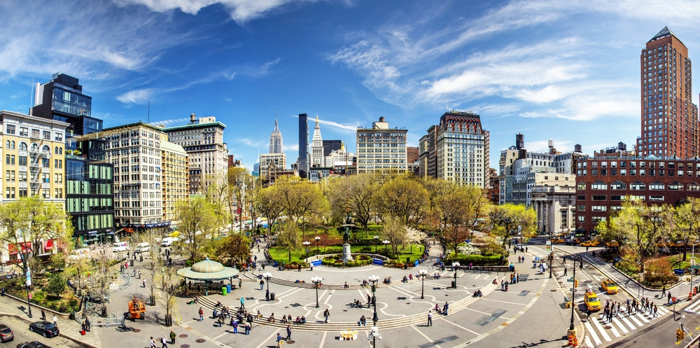 Union Square: Eat, Shop, Drink