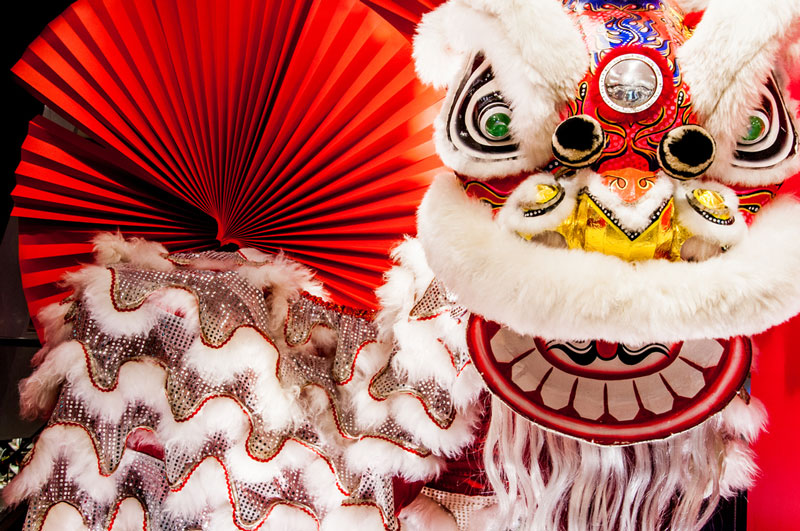 Ring in the Chinese New Year in NY