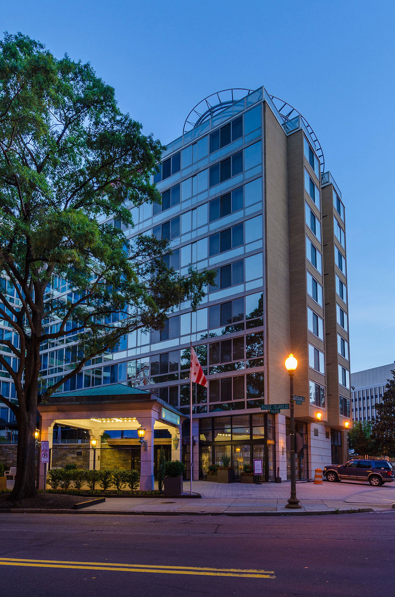 Boutique Hotels in DC   Beacon Hotel & Corporate Quarters