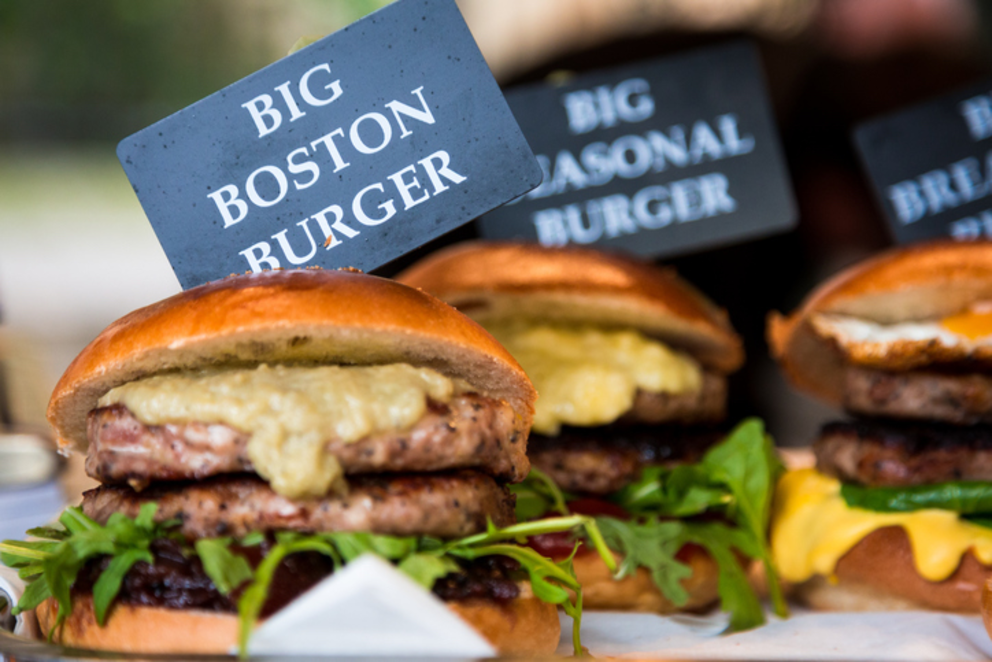 Get Your Grub on at These 5 Boston Summer Food & Drink Festivals