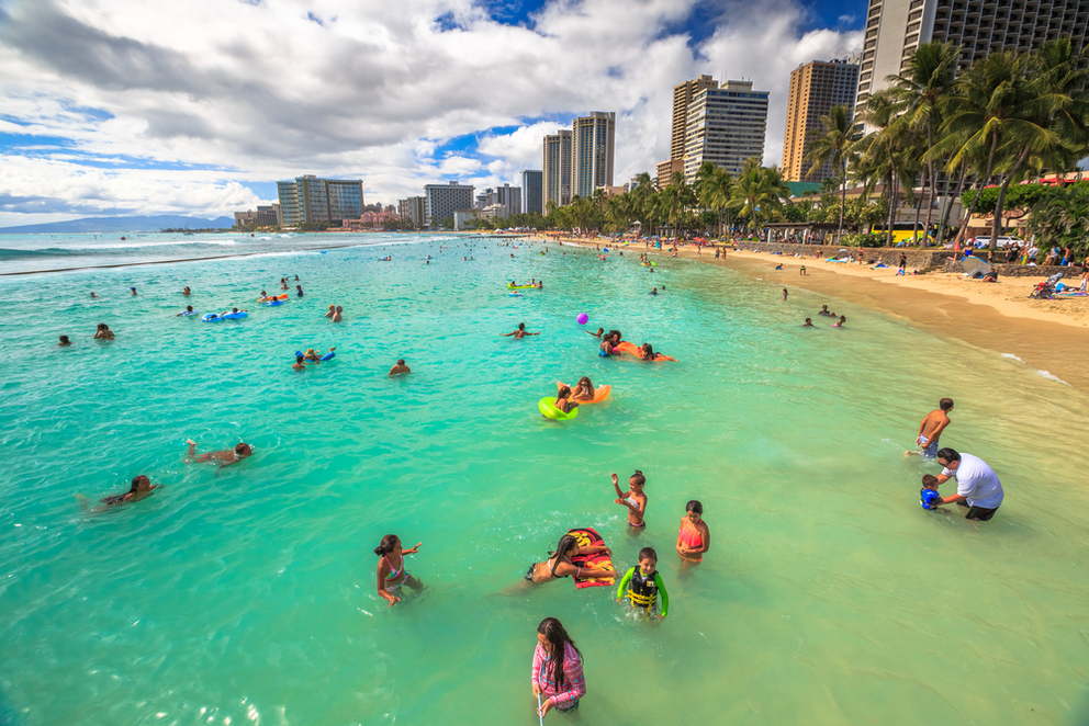 What to Bring for a Day at Kuhio Beach
