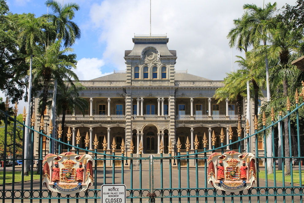A Look at Hawaiian Royalty: Plan Your Visit to ʻIolani Palace