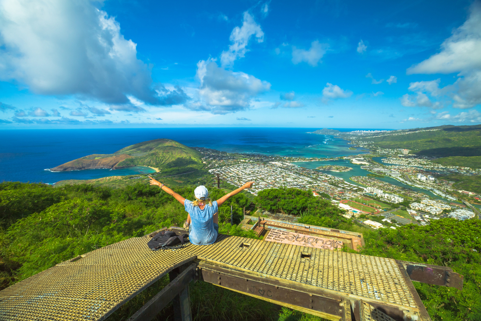 Hike these Sublime Trails Near Waikiki