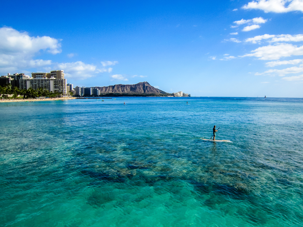Try these Water Sports in and Around Waikiki